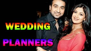 Shilpa Shetty and Raj Kundra turn Wedding Planners! | Bollywood News