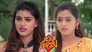 Naalugu Sthambalata Serial Promo - 16th October 2019 - Naalugu Sthambalata Telugu Serial - MALLEMALATV