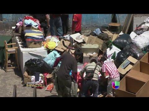 Imágenes del albergue donde eran maltratados decenas de niños en México