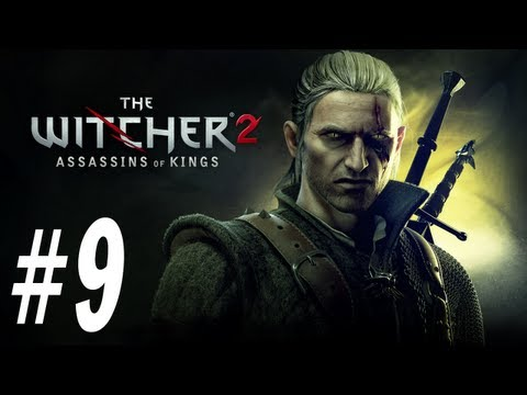 The Witcher 2 Enhanced Edition Walkthrough - PT. 9 - The Dungeons of the La Valettes Part 1