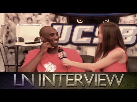 Kobe Talks Dwight, Signing LeBron & Paycut