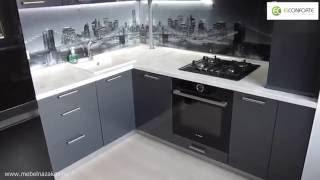 Угловая кухня «Аксель» на заказ