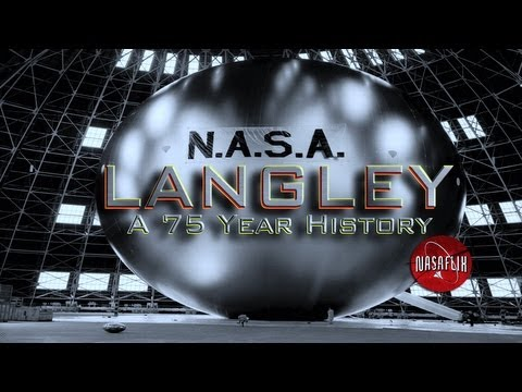 NASAFLIX Presents - LANGLEY: Pioneering Aviation - FREE Movie