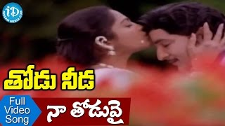 Thodu Needa Movie Songs - Na Toduvai Video Song || Sobhan Babu, Radhika, Saritha || Chakravarthy - IDREAMMOVIES