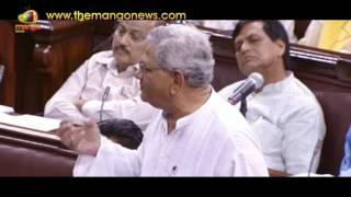 Sitaram Yechury Bids Farewell To Vice President Hamid Ansari In Rajya Sabha | Mango News - MANGONEWS