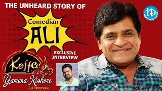 Comedian Ali Exclusive Interview || Koffee With Yamuna Kishore #15 - IDREAMMOVIES