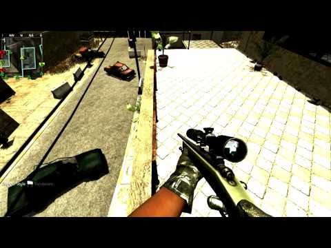 CoD4 Bounce Hitmarker - Fat guy Fails on Public by DoxTaZy