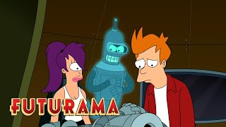 FUTURAMA | Season 8, Episode 3: A Deal With The Devil | SYFY - SYFY