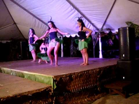 Le Manumea Dance Group Samoa - Porinetia