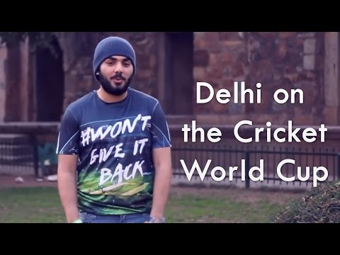 Delhi on the Cricket World Cup | Faking news | Sahil Bedi