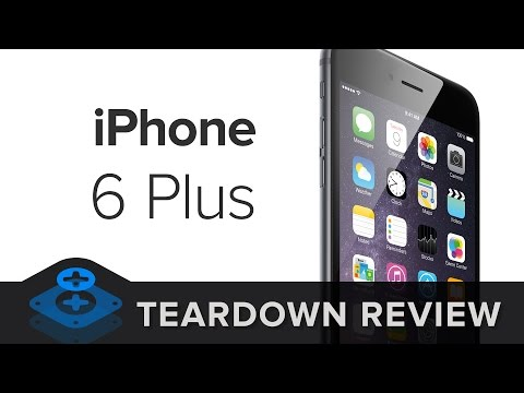 iPhone 6 Plus Teardown Review – Fixit
