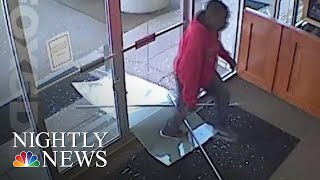 Security Guard Shoots Intruder At Fox Station In Washington D.C. | NBC Nightly News - NBCNEWS