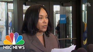 Prosecutor Details How Smollett Investigation Unfolded | NBC News - NBCNEWS