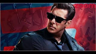 Salman Khan's First Look From 'Race 3' Revealed | Bollywood News - ZOOMDEKHO