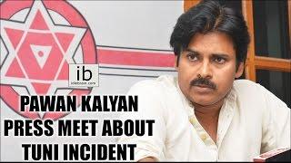 Pawan Kalyan press meet - idlebrain.com - IDLEBRAINLIVE