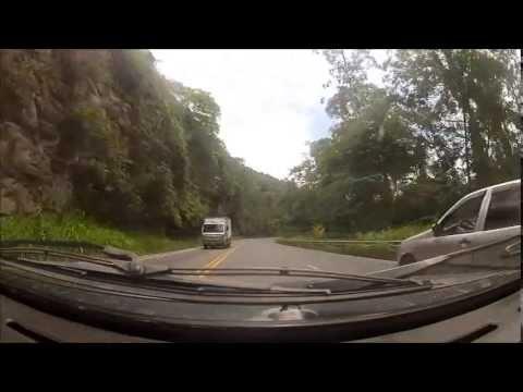 Parati Quadrada 1.8 Turbo Subindo A Serra Rápido C