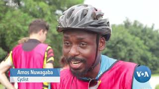 Ugandan Entrepreneur Builds Bikes from Bamboo - VOAVIDEO