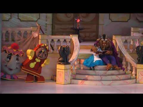 Beauty and the Beast Live on Stage, Hollywood Studios, Walt Disney World, (HD 1080p)