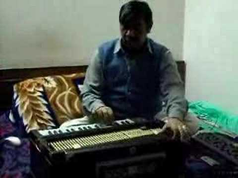 Raag Bhopali --(Part 2 ) in Harmonium by Pt.Kishore Banerjee