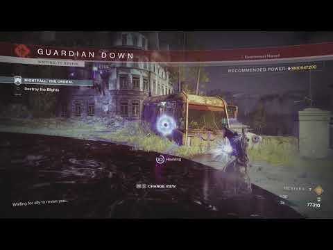 the STRATS - GM Nightfall Save