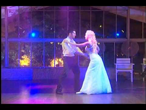 Surprising riverdance wedding dance