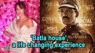 'Batla house', a life changing experience : Nora Fatehi - IANSLIVE