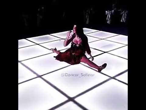 صافيناز رقص شعبي