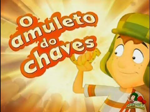 Chaves em Desenho Animado - 5ª temporada - O Amuleto do Chaves