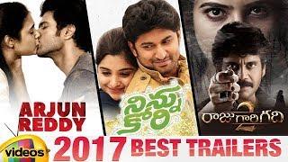 2017 Telugu BEST Trailers | Raju Gari Gadhi 2 | Arjun Reddy | Mahanubhavudu | Telugu Movie Trailers - MANGOVIDEOS
