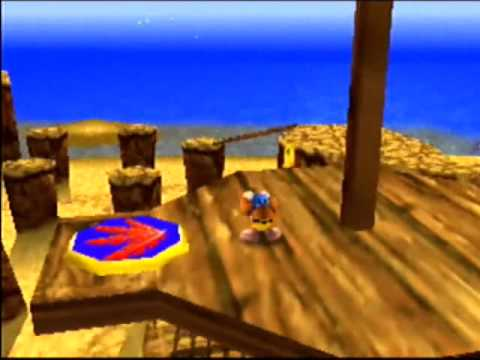 Let's Play Banjo-Kazooie - 4 - We Die