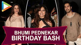 Bhumi Pednekar's birthday bash with Karan Johar ,Varun Dhawan & others - HUNGAMA