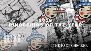The biggest Pinocchios of 2018 - WASHINGTONPOST