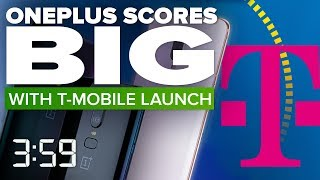 OnePlus scores big with T-Mobile carrier launch (The 3:59, Ep. 445) - CNETTV