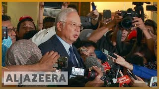 🇲🇾 Malaysian ex-PM Najib hit with 25 new charges over 1MDB scandal | Al Jazeera English - ALJAZEERAENGLISH