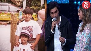 Arjun Shares A Throwback Childhood Picture | Ranbir - Sonakshi's Masti On A Dance Show
