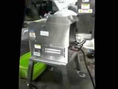 Cubicadora de Sábila -  Sábila en cubos - cubos de Aloe Vera (3 a 20 mm)