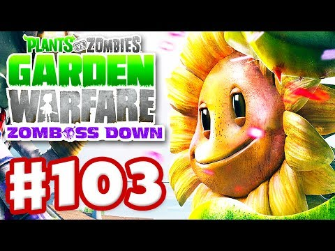 Plants vs. Zombies: Garden Warfare - Gameplay Walkthrough Part 103 - Team Vanquish (Xbox One)