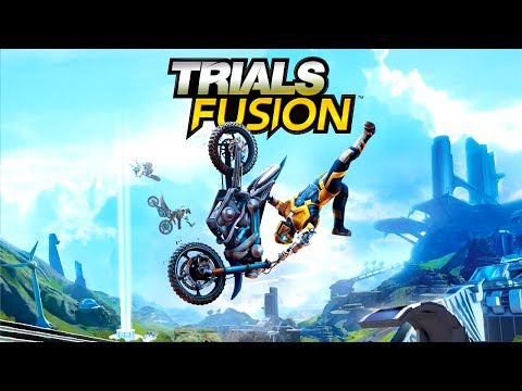 Trials Fusion - First Playthrough - Part 7 (Expert's Club Event)