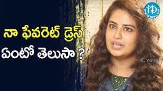 నా ఫేవరెట్ డ్రెస్ ఏంటో తెలుసా? - Actress Avika Gor || Talking Movies With iDream - IDREAMMOVIES