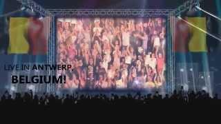 بالفيديو.. تامر حسنى يروّج لأولى حفلاته الأوروبية فى بلجيكا