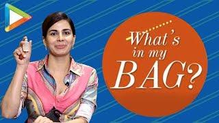 What's In My Bag With Kirti Kulhari | S01E05 | Fashion | Lifestyle | Bollywood Hungama - HUNGAMA