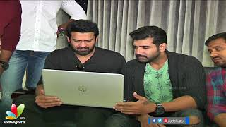 Prabhas Launched Saaho movie actor`s  Crime 23 movie Trailer - IGTELUGU