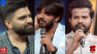 Pradeep,Sudheer,Hyper Aadi Hilarious Punches - Dhee Champions (#Dhee 12) - 18th March 2020 - MALLEMALATV