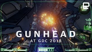 Gunhead Hands-on at GDC 2018 - ENGADGET