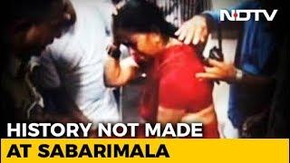 Sabarimala: Nine Attempts, No History, But Politics Takes Over - NDTV
