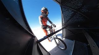 This Bicyclist Just Pedaled 184 MPH. Really. - WSJDIGITALNETWORK