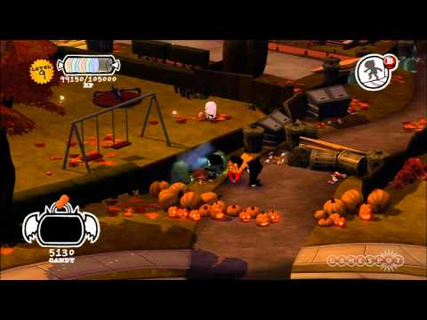 GameSpot Reviews - Costume Quest Review