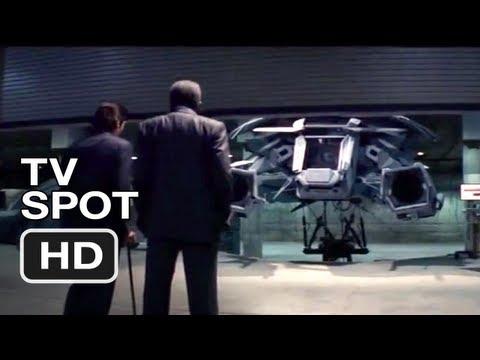 The Dark Knight Rises - TV SPOT #4 - I'm Retired (2012) HD