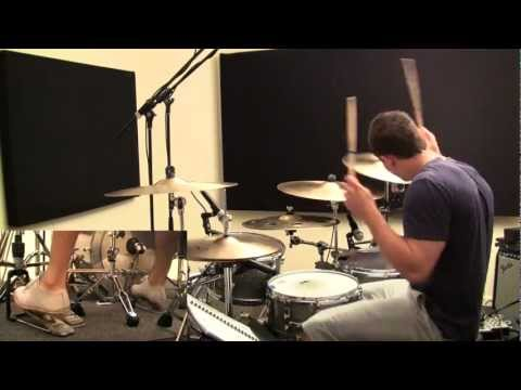 Karnivool - Scarabs Drum Cover by Troy Wright