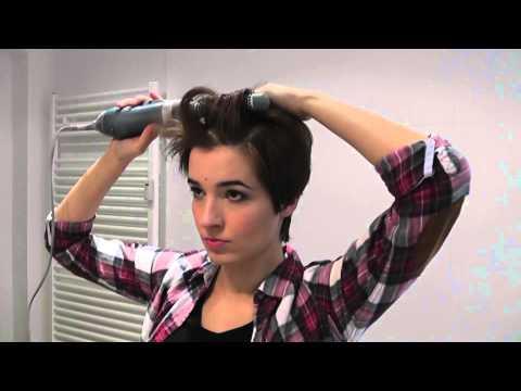Jak układam krótkie włosy